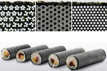 Креативные нори для приготовления суши